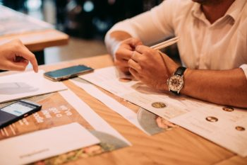 Restaurant marketing on a plate: what does a menu look like now?